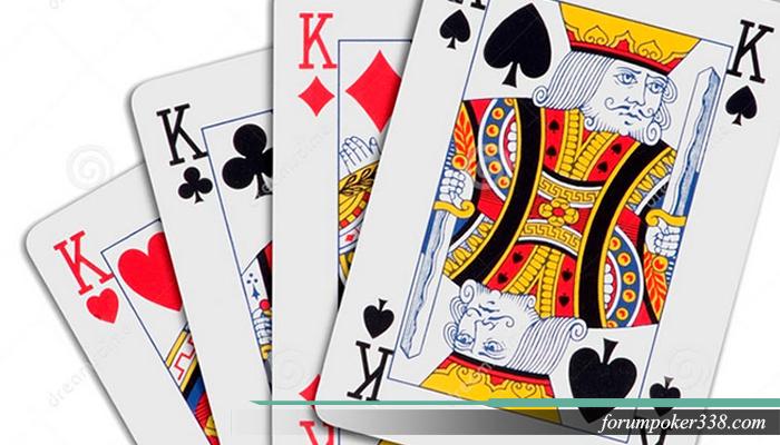 Mengenal keempat raja dalam kartu