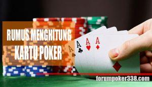 Rumus Menghitung Kartu Yang Keluar Di Poker Online