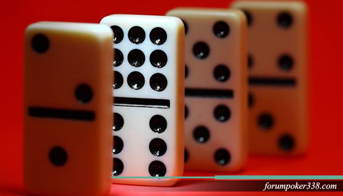 Tiga jenis permainan domino