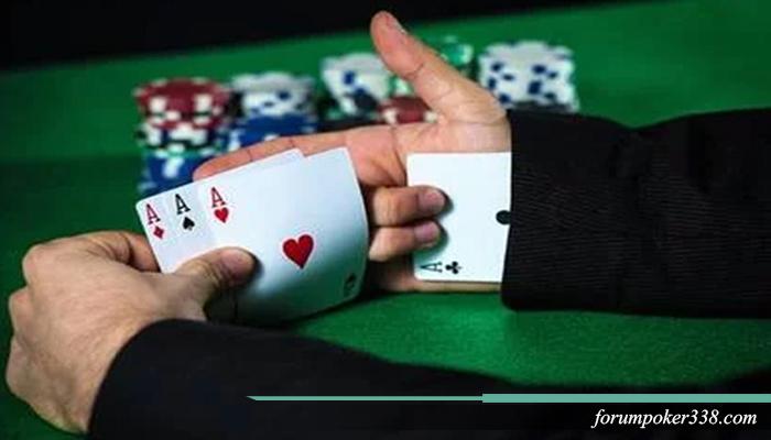 Kecurangan pada permainan poker